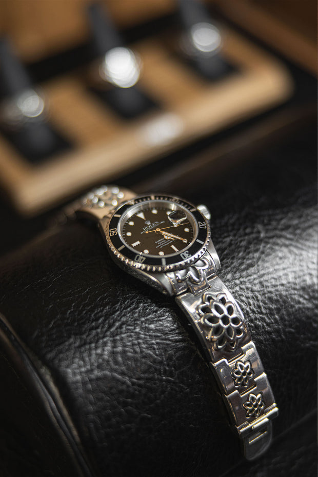 Family Room ~  Rolex Submariner Swisslink