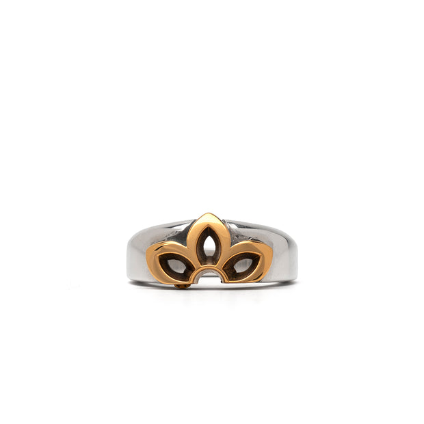 Best Friends Ring, Two-Tone