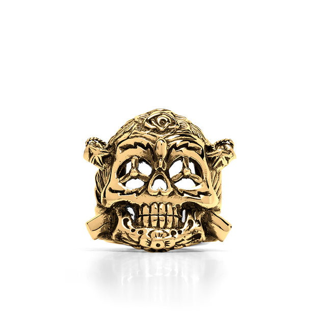 The Authentic Expendables Ring