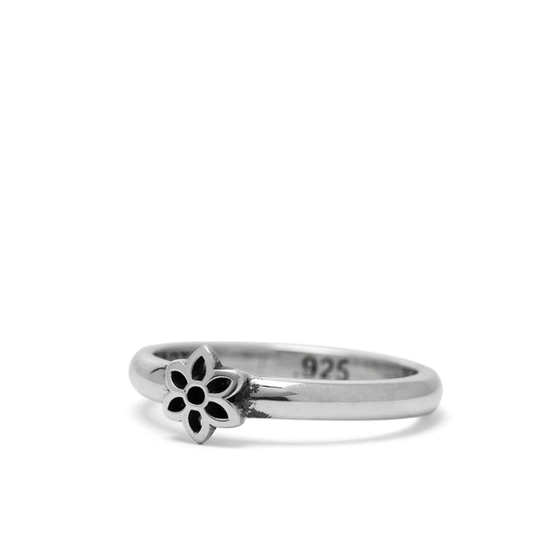 Thin Band Ring, Sterling