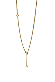 SWEET MARIE NECKLACE, 22K