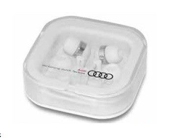 Genuine Audi Headphones 26000151