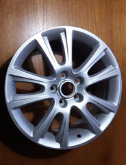 "Genuine Skoda 17"" Zenith Alloy wheel CCH600008"