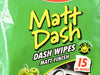 "Wipes - CarPlan ""Matt Dash"" Dash Wipes Apple"