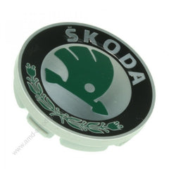 Genuine Skoda wheel centre cap 6U0601151L