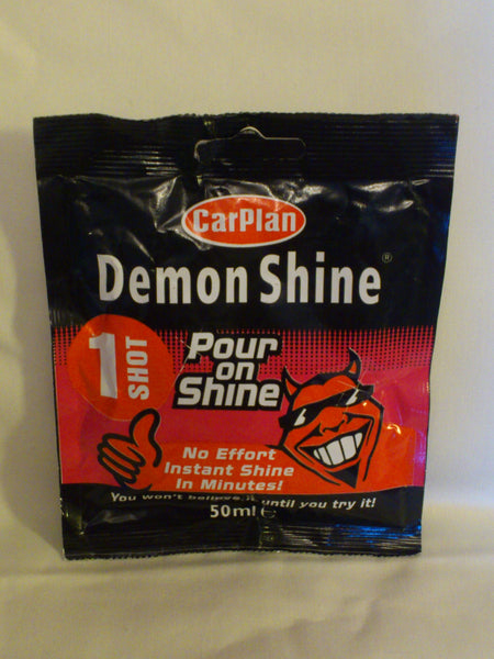 Reduced - CarPlan Demon Shine 50ml