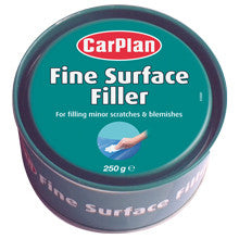 CarPlan Fine Surface Filler 250g CPY250
