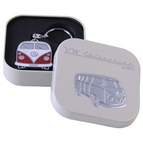 Genuine VW Officially Licensed Limited edition keyring in gift box red