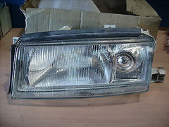 Genuine Skoda Octavia Halogen Headlight 1U2941017