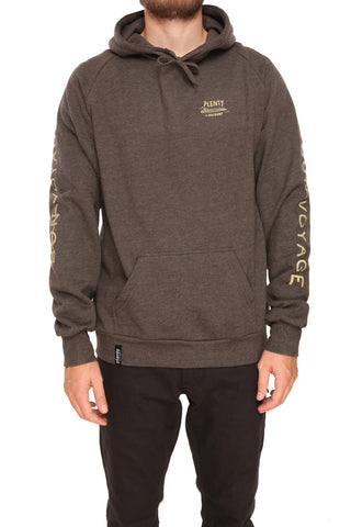 Roadtrip Men Hood - CHARCOAL