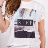Now Go Surf OSRF Unisex Tee