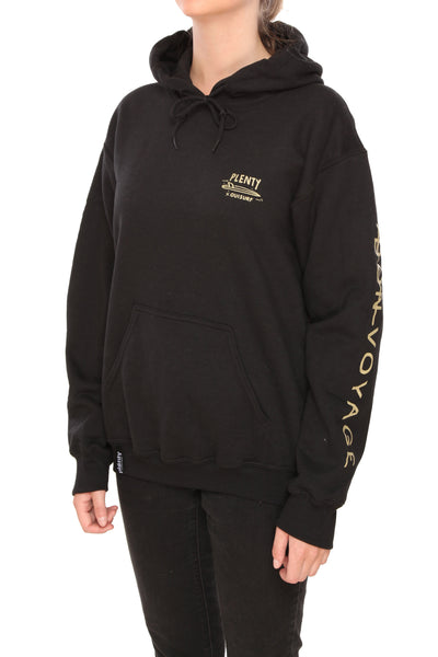 Roadtrip Women Hood - BLACK