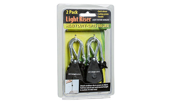1/8'' Light Riser Hanging System