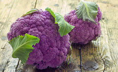 Cauliflower - Purple of Sicily