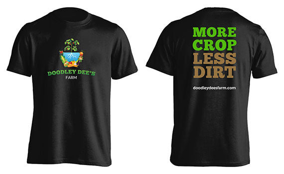 More Crop Less Dirt T-Shirt