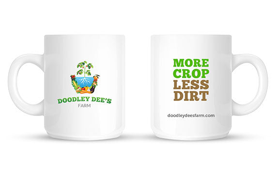 More Crop Less Dirt Mug