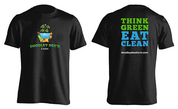 Think Green Eat Clean T-Shirt