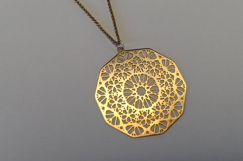 Deep Thought Necklace