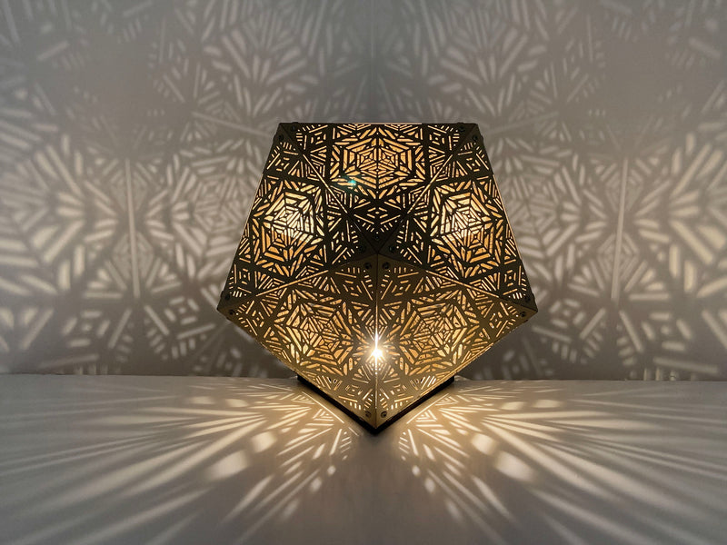 Divine Table Light - Gold