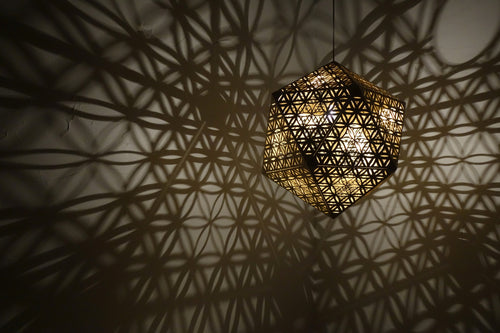 Pre-Order - 2ft Flower of Life Light