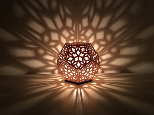 PRE-ORDER - Penrose Table Light in WOOD