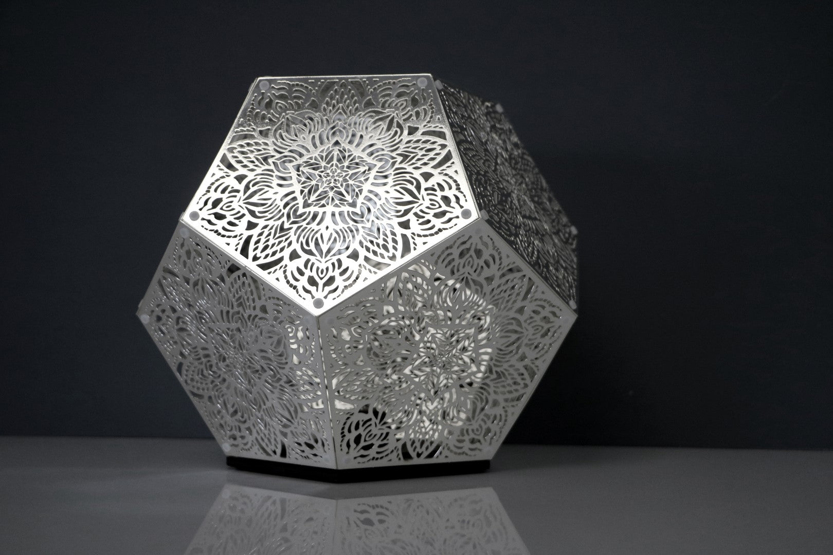 Dillon Forte Dodecahedron Table Light