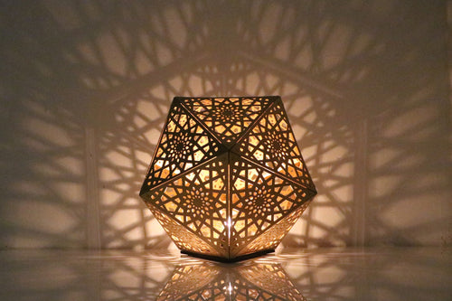 PRE-ORDER - Shadowbox Table Light