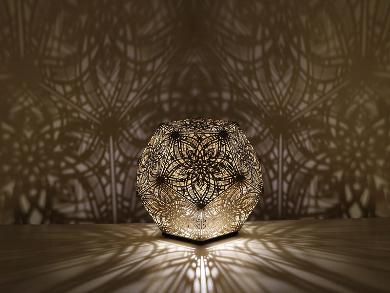 LEITBILD Table Light - Gold