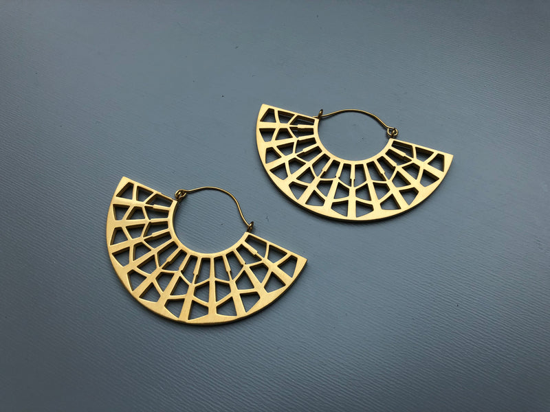 Ray of the Sun Earrings