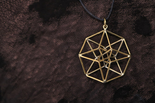 Hypercube Necklace