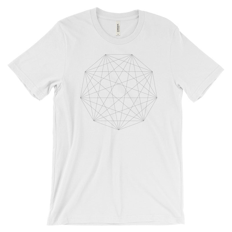 Connectivity T-Shirt - Grey Print