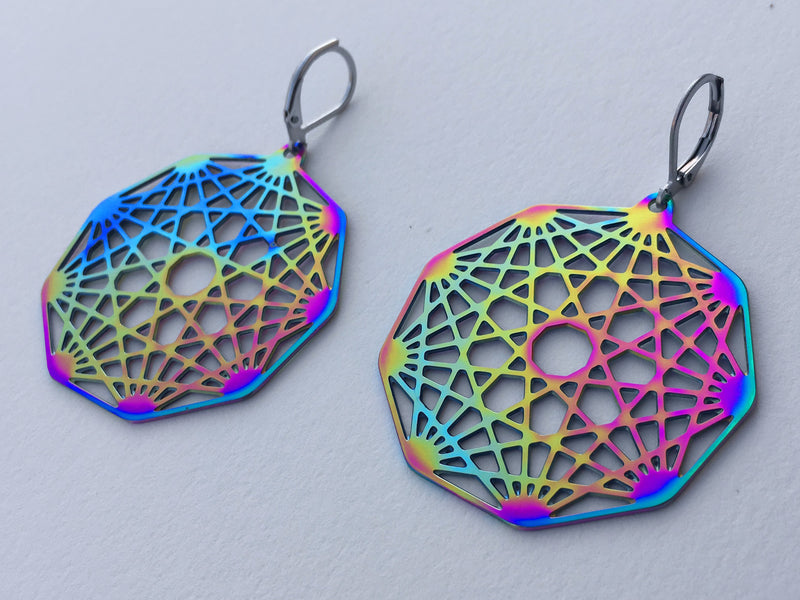 Rainbow Magic Earrings