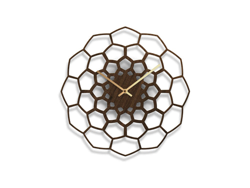 Honey Portal Clock