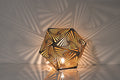 Vortex Table Light - Gold