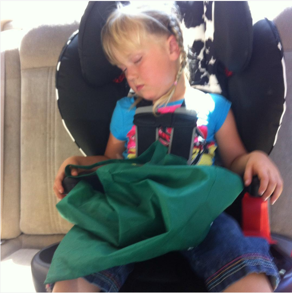 Looking At The Britax Harness To Booster Seats
