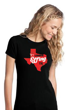Lubbock Effing Texas - Women's Crew