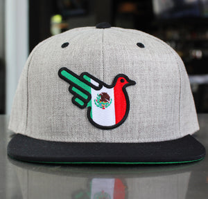 The Juan Pablo Mexican Flag Snapback Hat