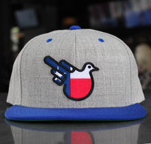 Effing Texan Flat Bill Snapback Hat