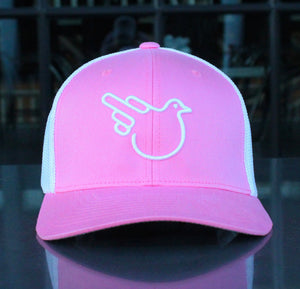 The Flexy Fitted Trucker Hat