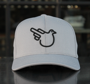 The Jim Fitted Graphic Hat
