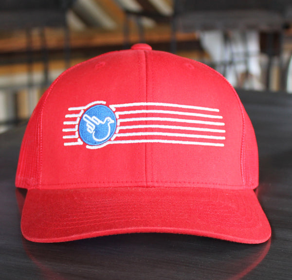 The Patriot Snapback Trucker Hat
