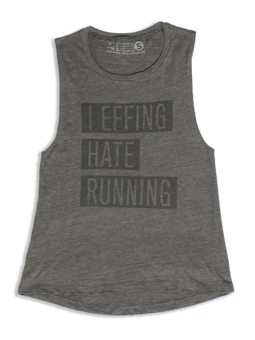 Effing Hate Running