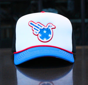 The Anthem American Flag Snapback Hat