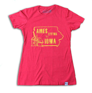 Ames Effing Iowa