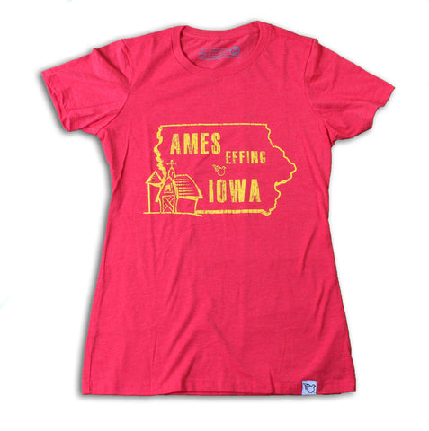 Ames Effing Iowa - Women