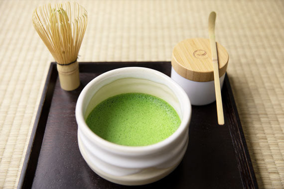 how to make matcha tea step 4