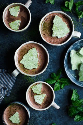Encha Matcha Marshmallows