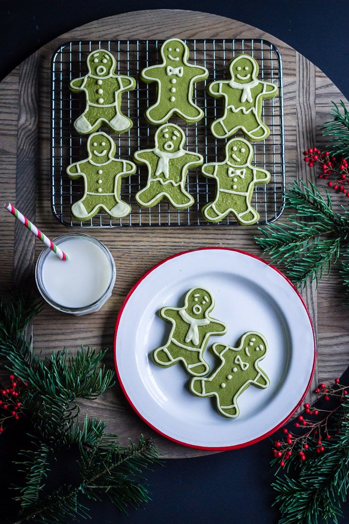 Encha Matcha Shortbread Men
