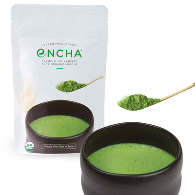 Encha Matcha Scoop (Chashaku)