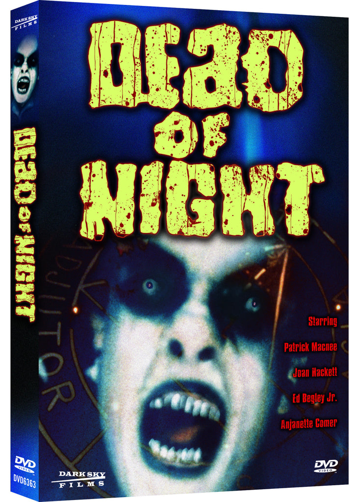 Dead of Night - Box Art